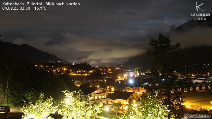 Webcam Kaltenbach Zillertal Tirol