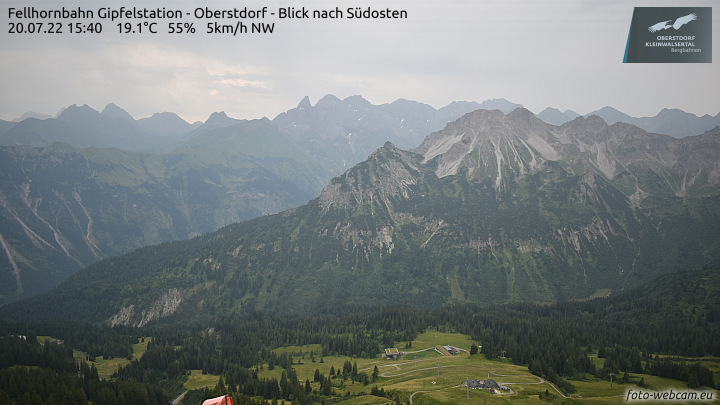 Webcam Fellhorn