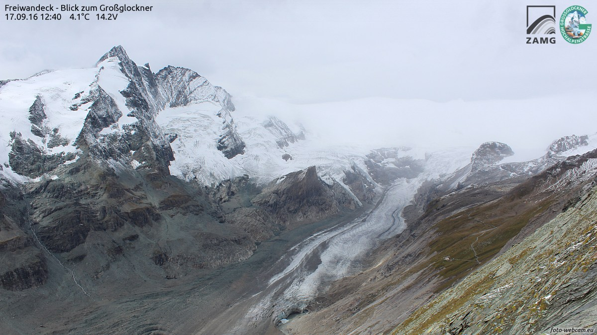 Webcam Grossglockner