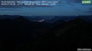 Kleinansicht der Webcam Hochries - Blick nach Süden