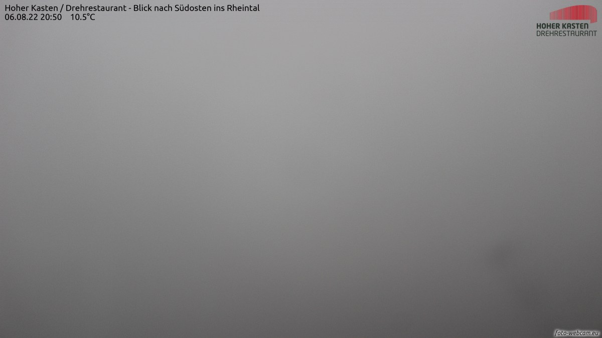 Panorama Webcam Hoher Kasten Foto Webcam