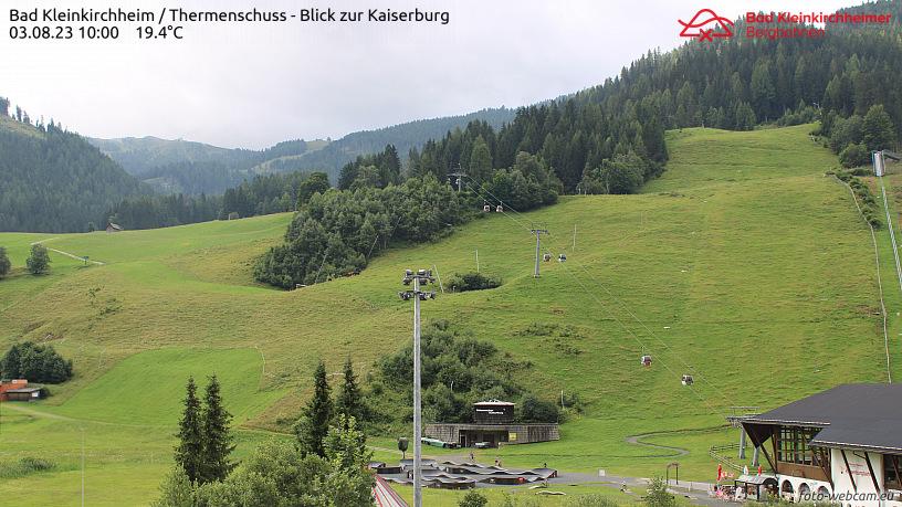 WEBkamera Bad Kleinkirchheim - Kaiserburg