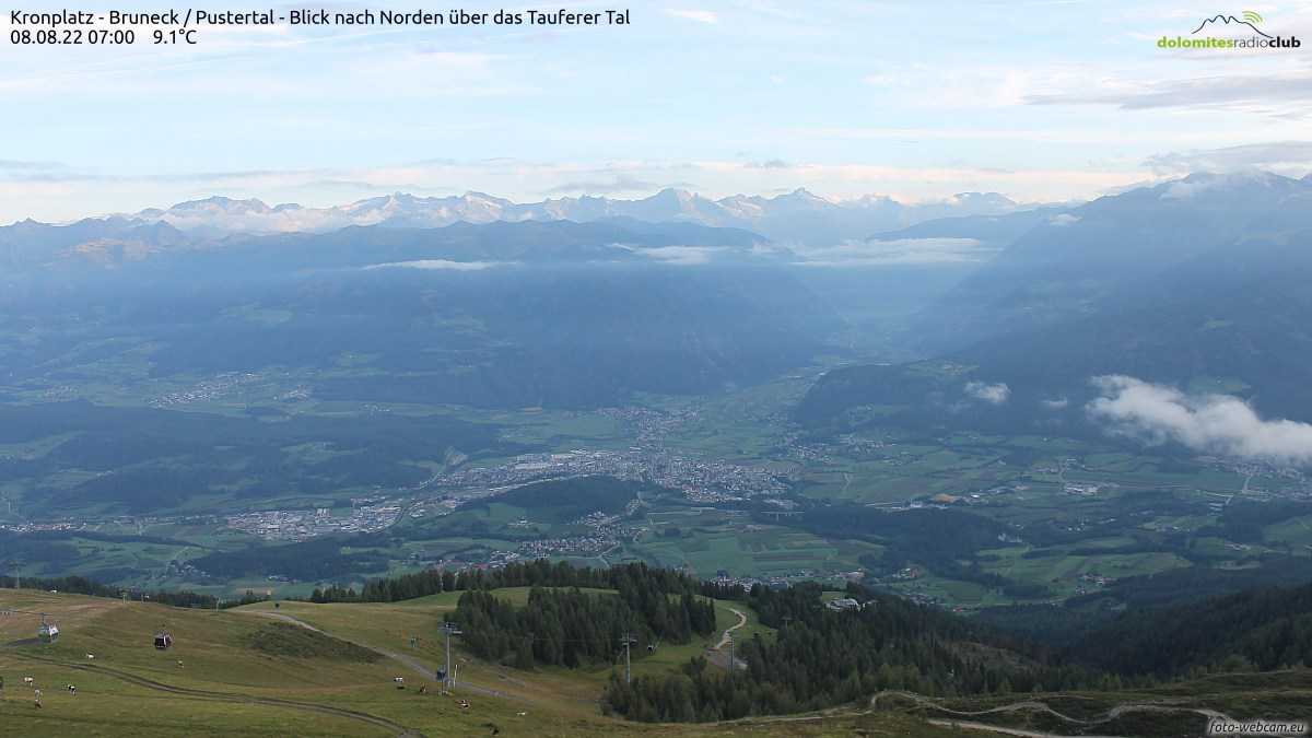 Webcam Bruneck