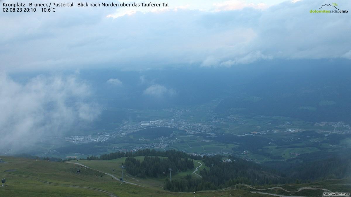 webcam brunico bruneck pustertal sudtirol pusteria