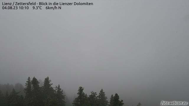 Webkamera Lienzer Dolomiten