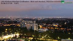 Webcam von München