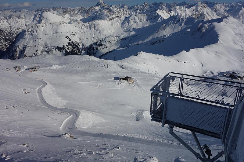 Webcam Nebelhorn