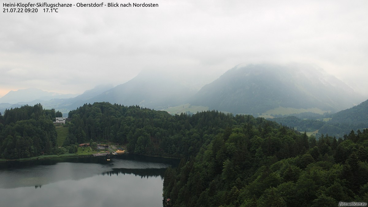Oberstdorf Flugschanze