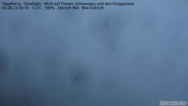 Webkamera Ostallgäu