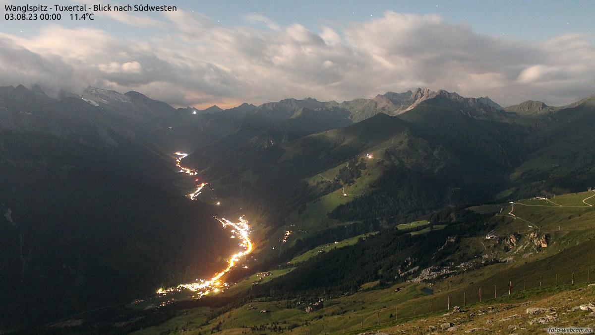 Webcams de Zillertal