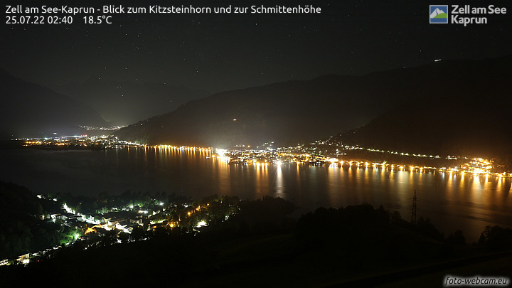 Webcam Zell am See - Kaprun