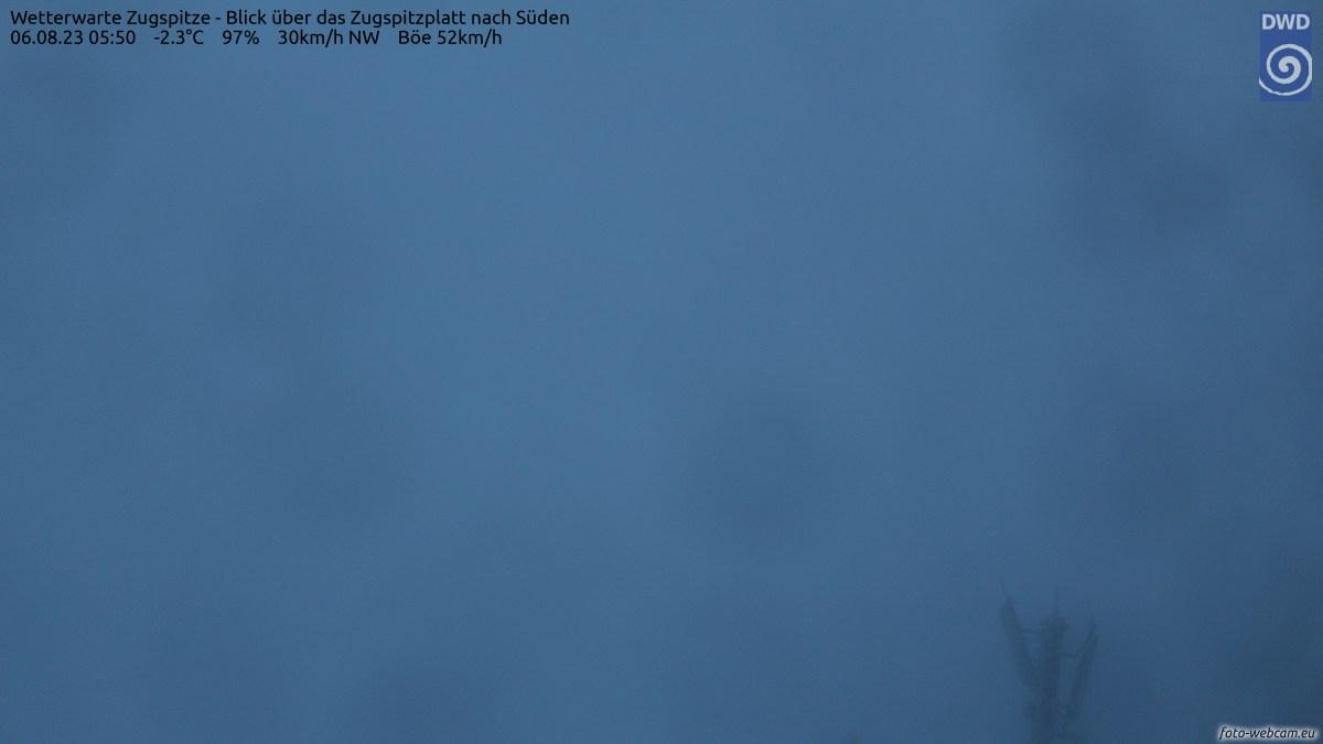 Zugspitze - Zugspitzplatt