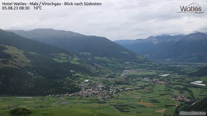 Alpi Val Venosta<br>Malles (BZ)