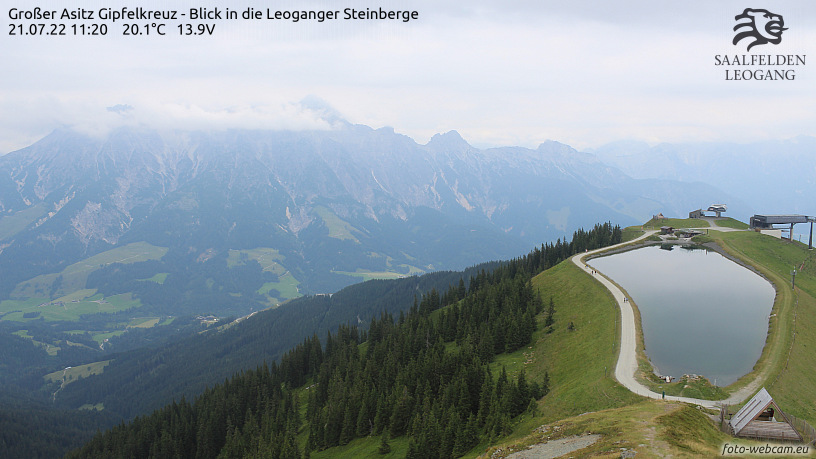 WEBkamera Leogang - Asitzkopf