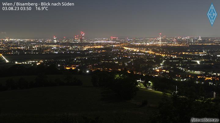 Livebild Wien Bisamberg