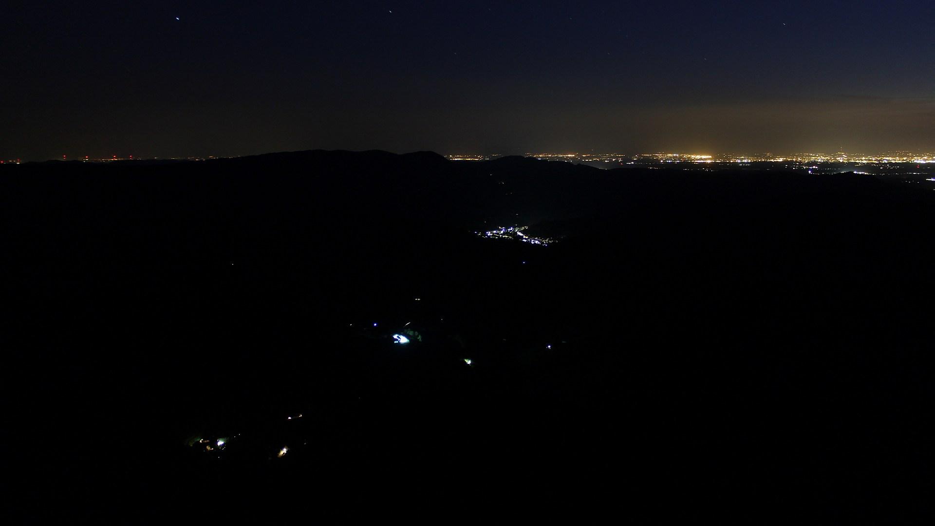 Aufnahme: Buchkopfturm vom 23.07.2019 23:00