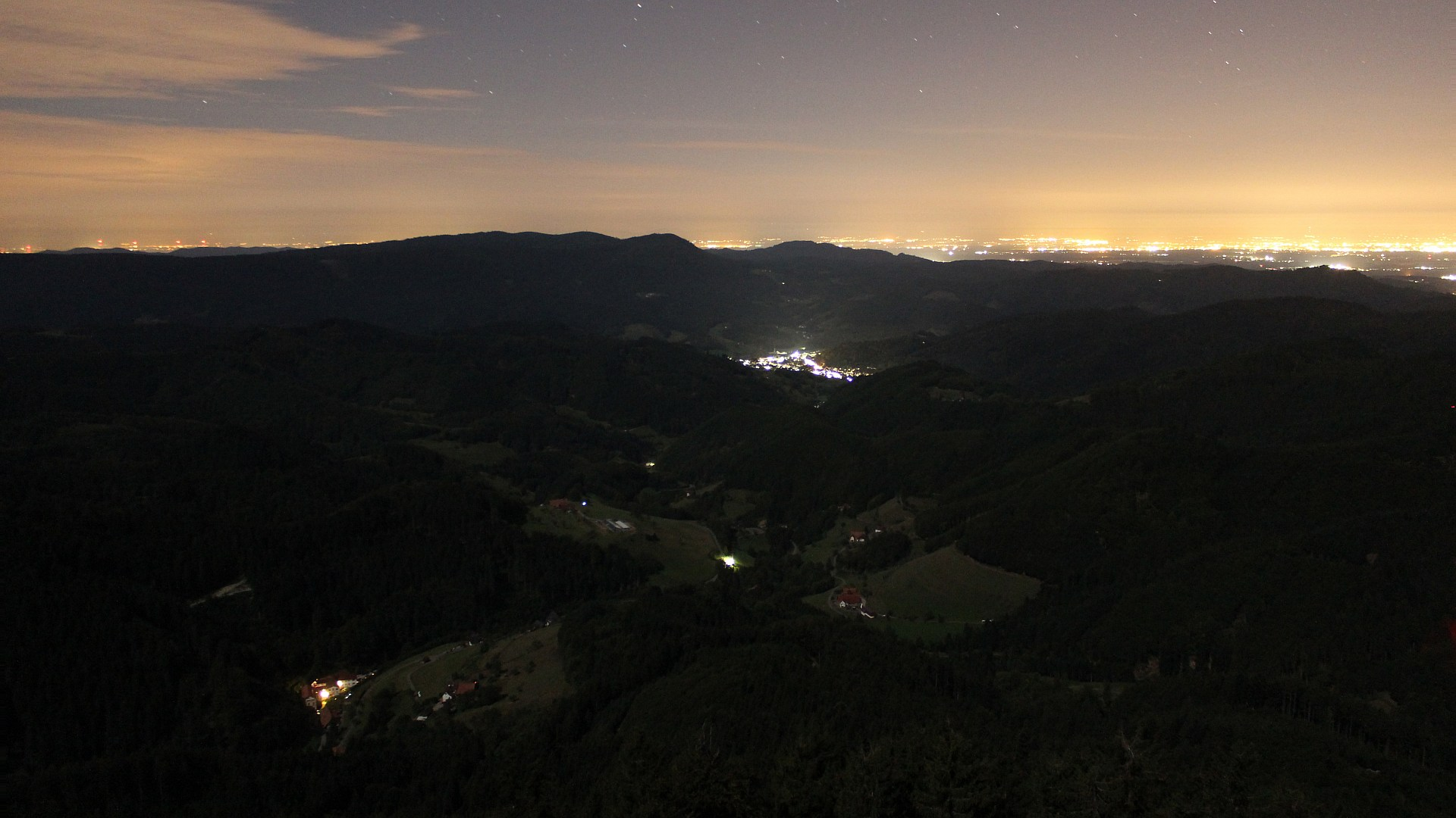 Aufnahme: Buchkopfturm vom 22.09.2019 04:30