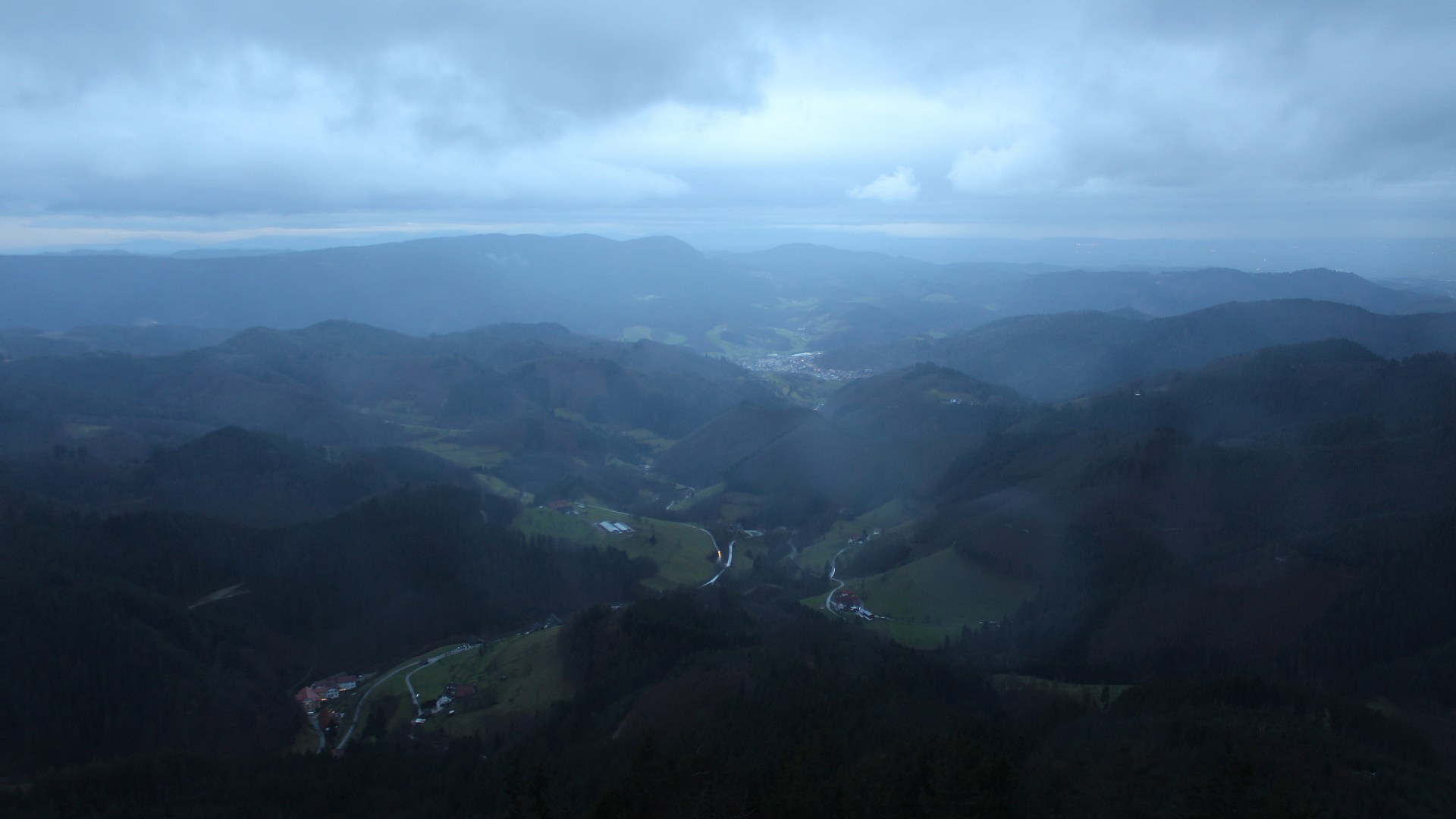 Aufnahme: Buchkopfturm vom 08.12.2019 16:30