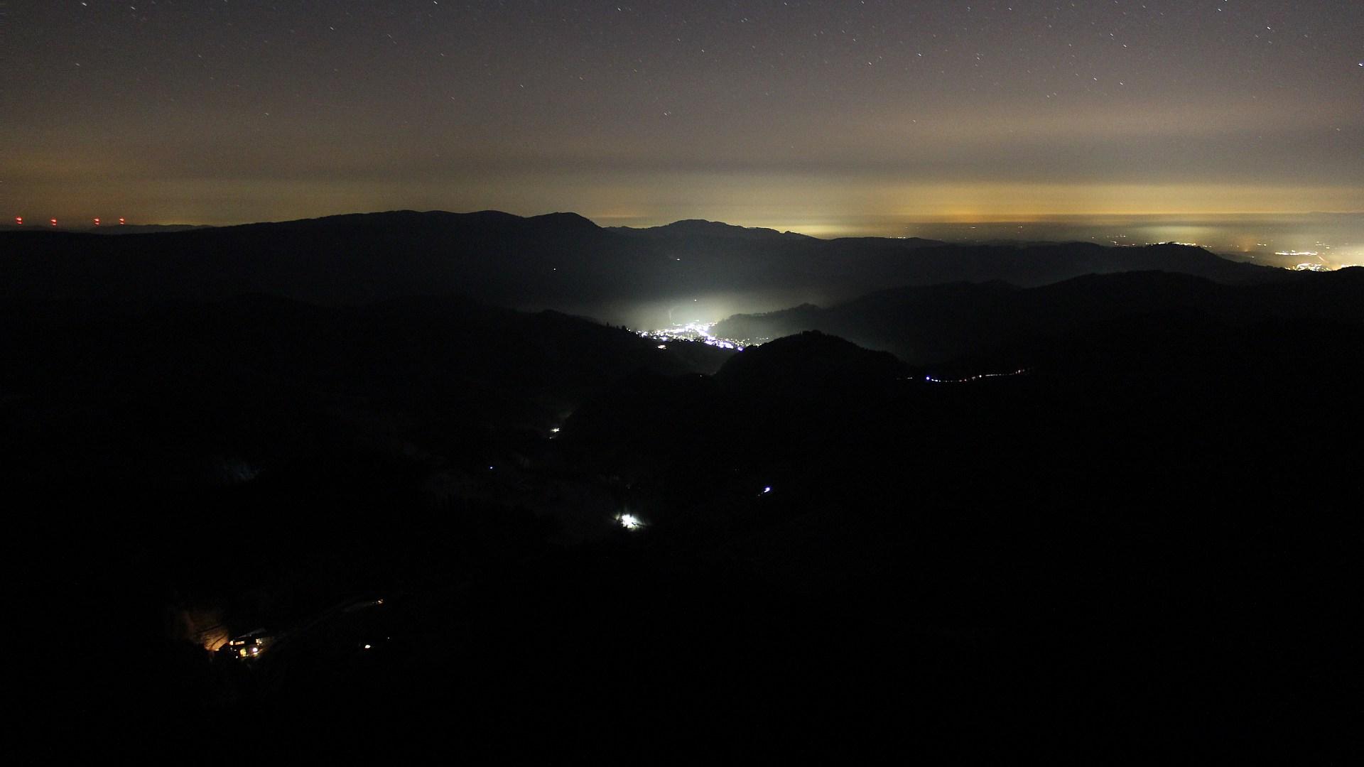Aufnahme: Buchkopfturm vom 24.01.2020 05:00