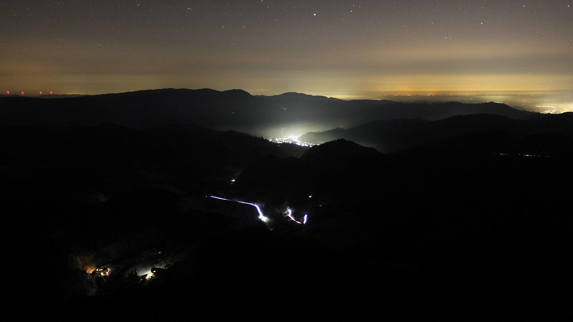 Aufnahme: Buchkopfturm vom 24.01.2020 05:30