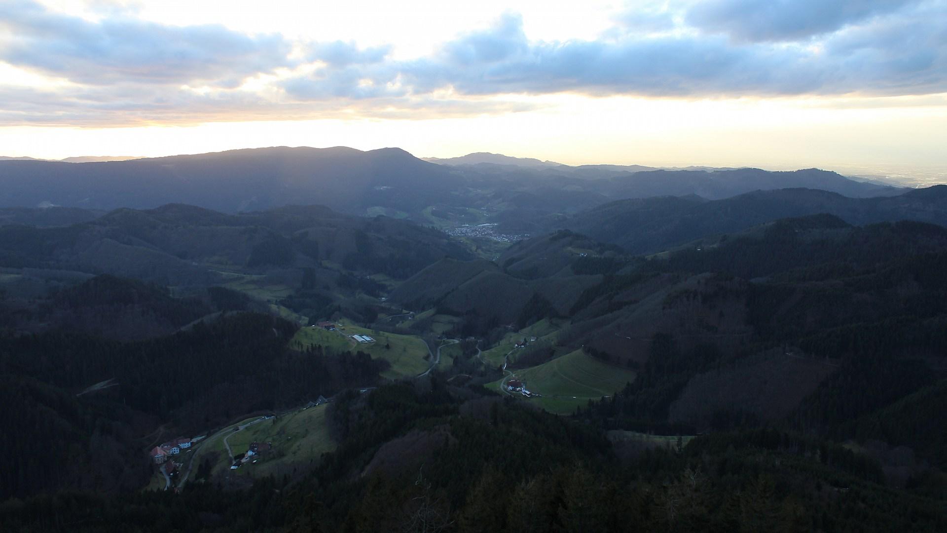 Aufnahme: Buchkopfturm vom 20.02.2020 17:20