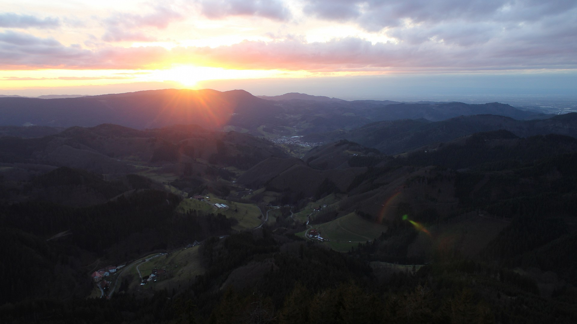 Aufnahme: Buchkopfturm vom 20.02.2020 17:50