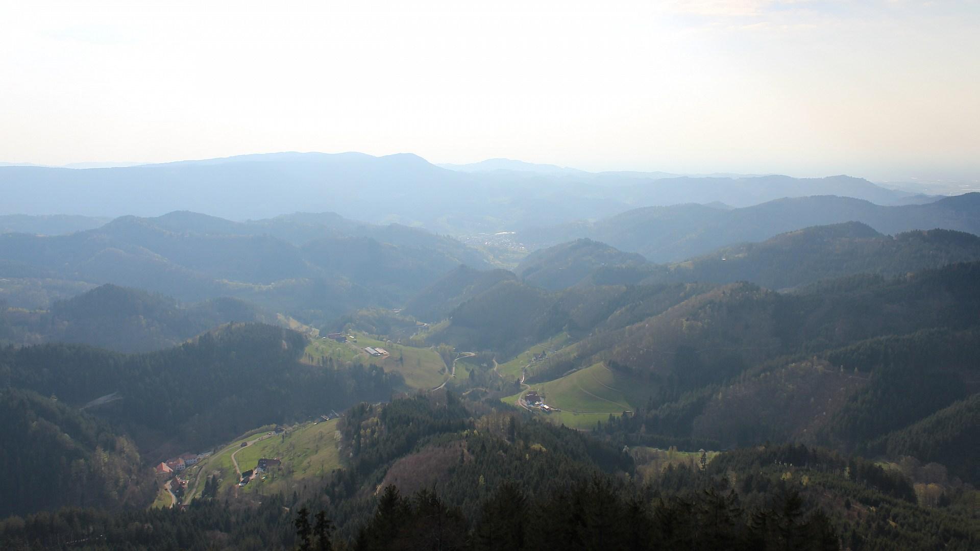 Aufnahme: Buchkopfturm vom 09.04.2020 17:40