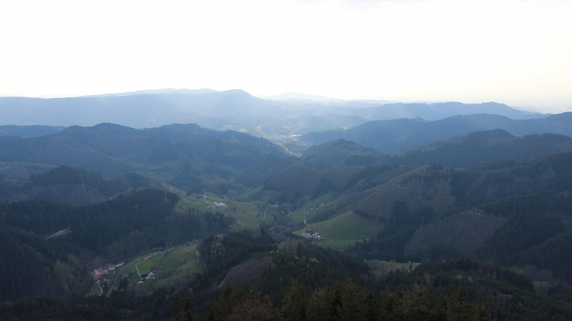 Aufnahme: Buchkopfturm vom 09.04.2020 18:10