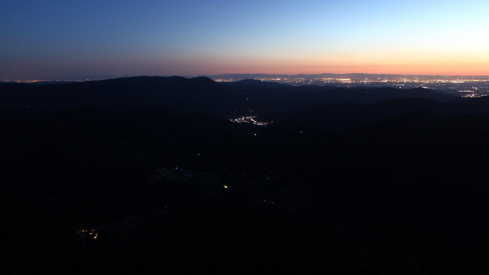 Aufnahme: Buchkopfturm vom 28.05.2020 22:30