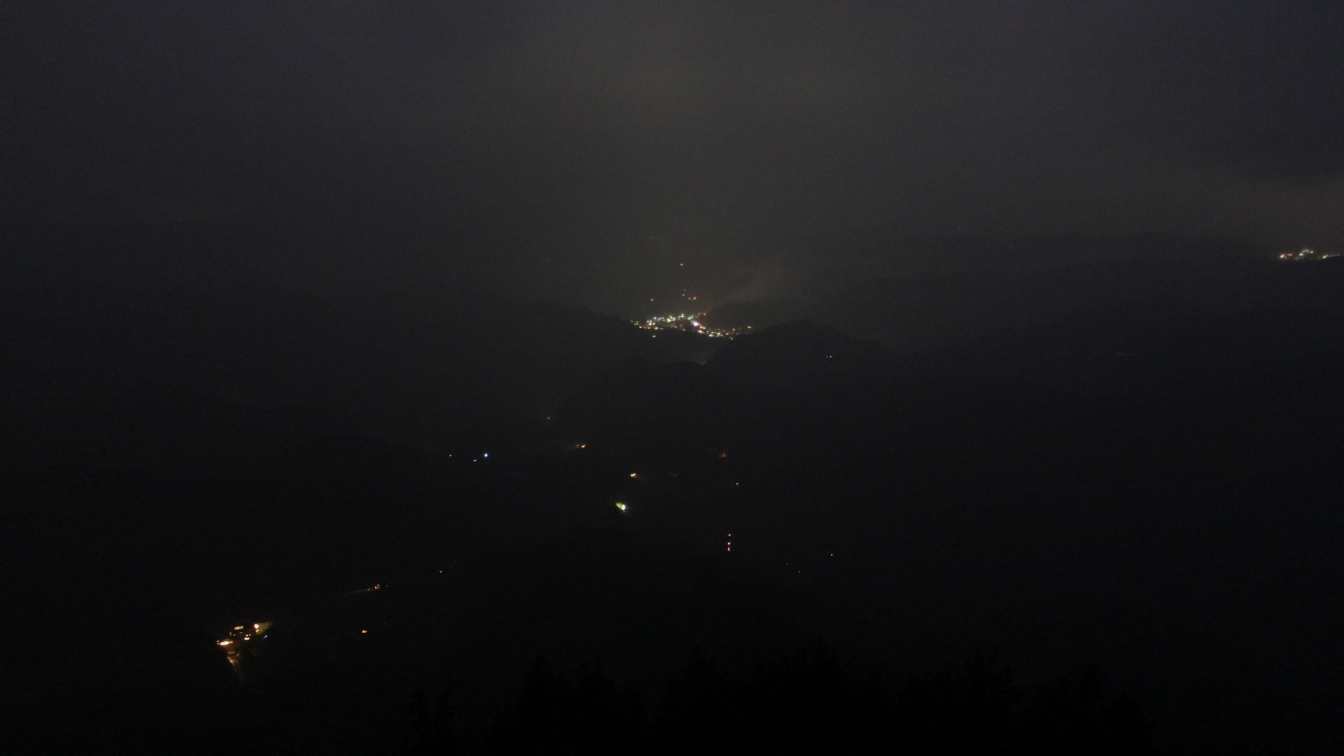 Aufnahme: Buchkopfturm vom 24.09.2020 20:20