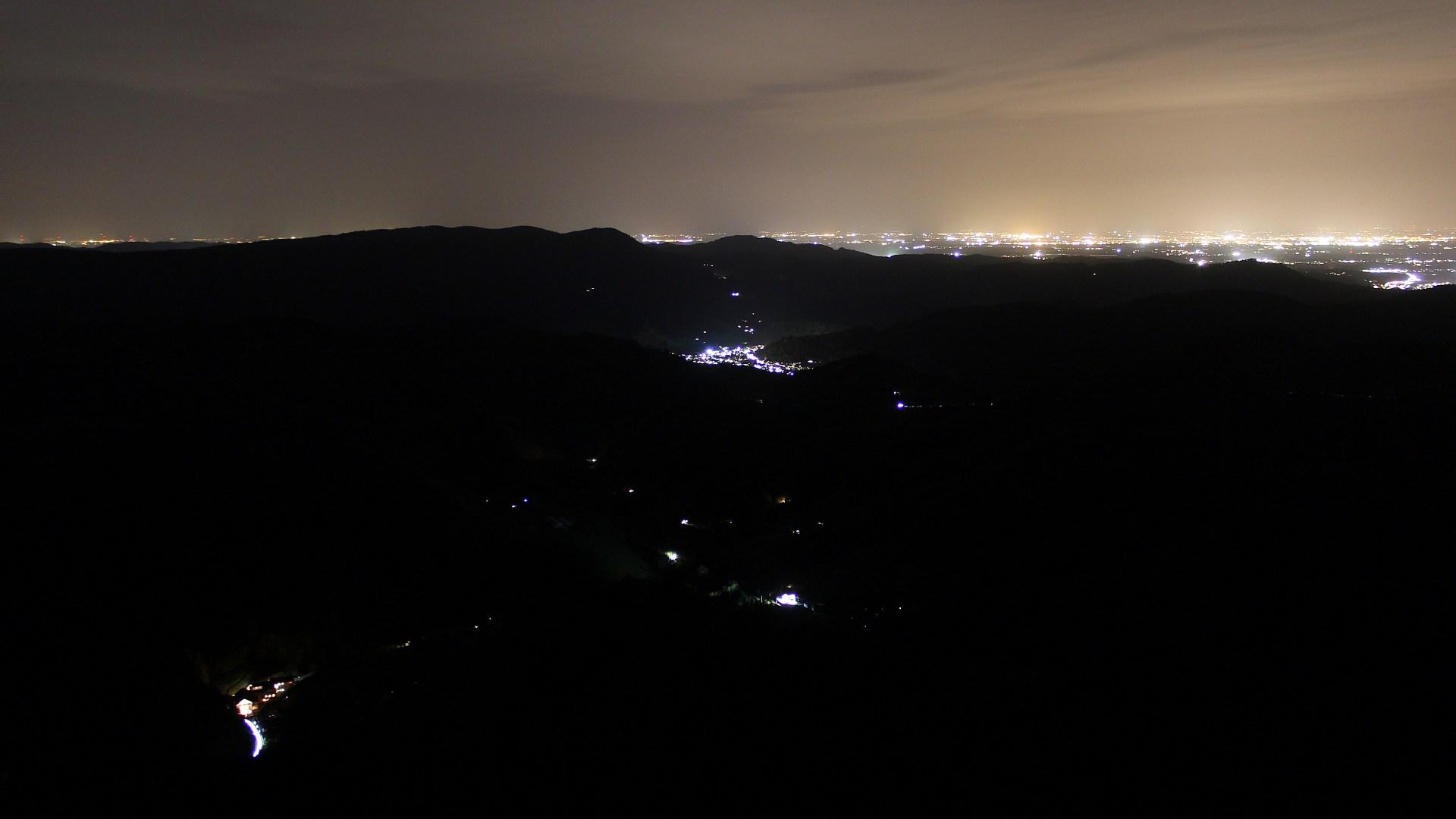 Aufnahme: Buchkopfturm vom 21.10.2020 20:00