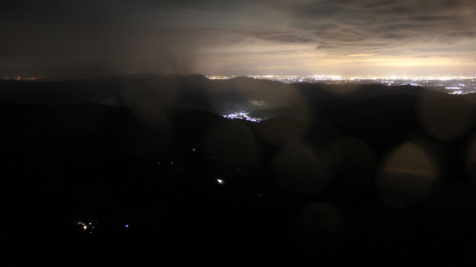 Aufnahme: Buchkopfturm vom 02.08.2021 01:30