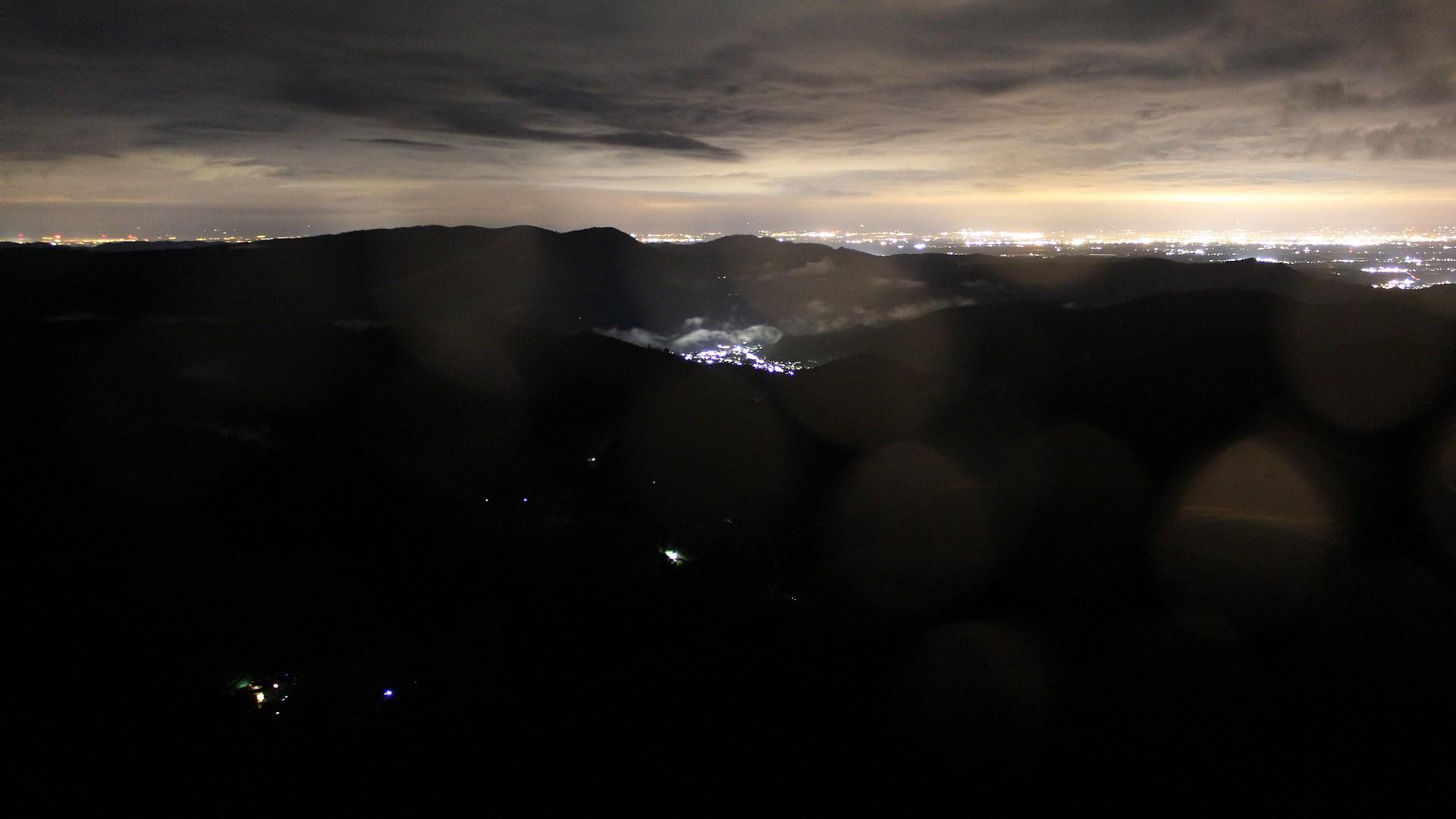 Aufnahme: Buchkopfturm vom 02.08.2021 02:00