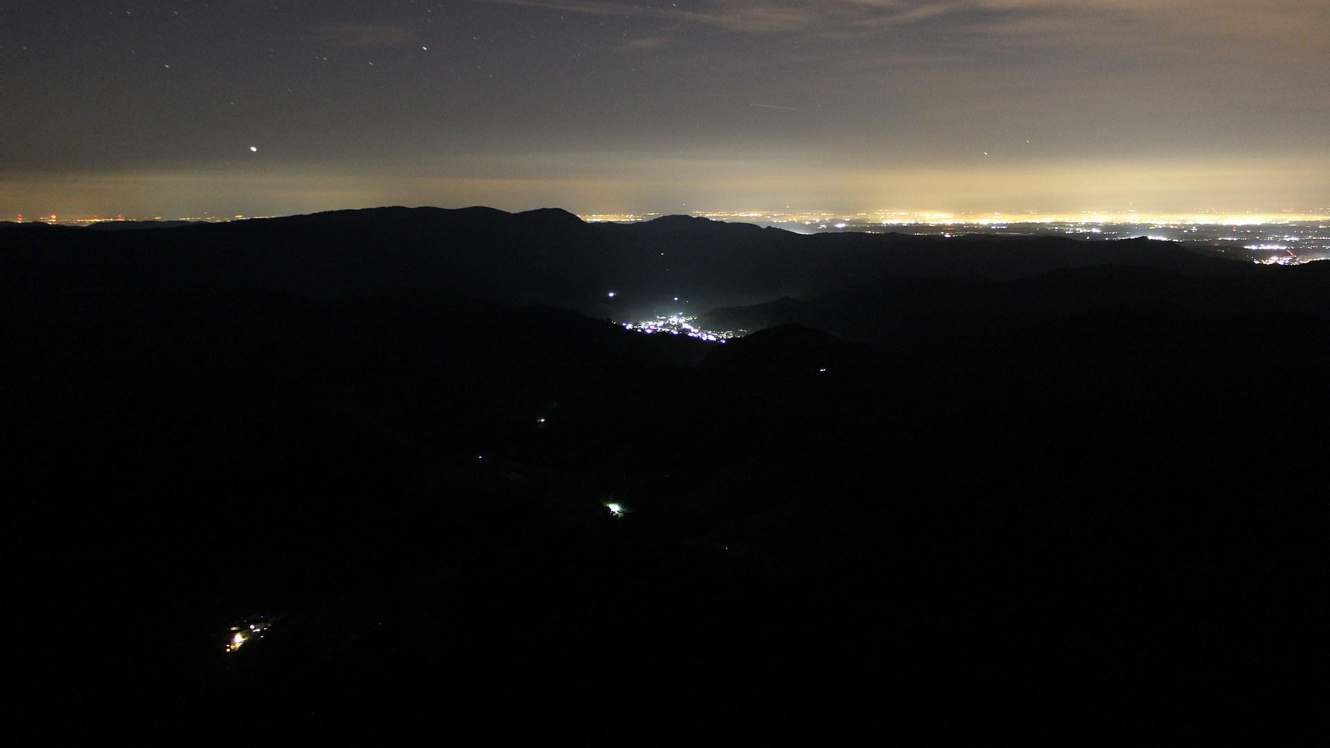 Aufnahme: Buchkopfturm vom 18.09.2021 04:00