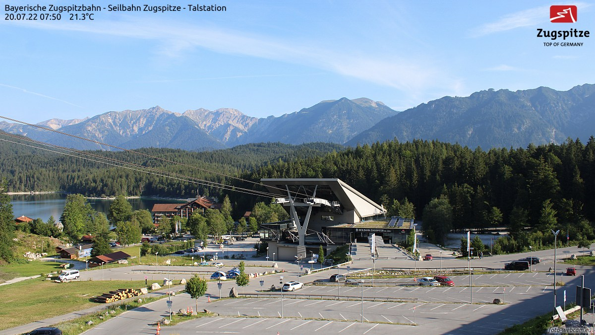 Zugspitze - Zugspitzbahn