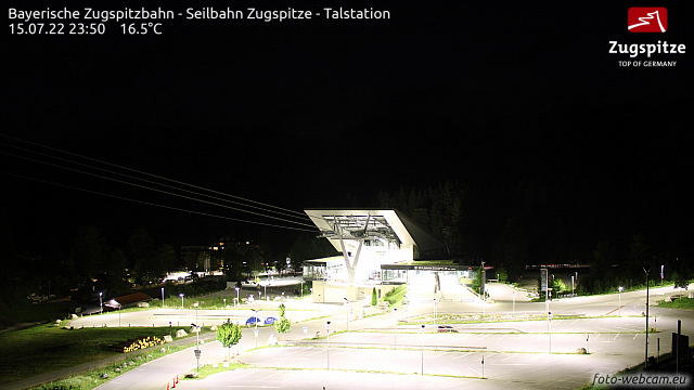 Zugspitze Talstation