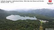 Zugspitze - Webcam Eibsee