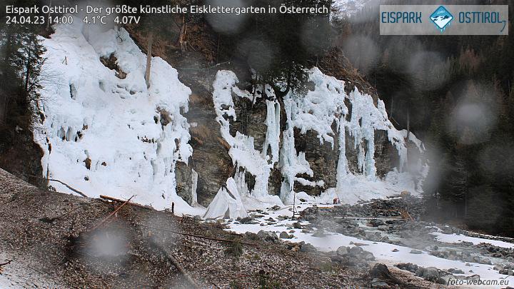 Webcam Eispark Osttirol