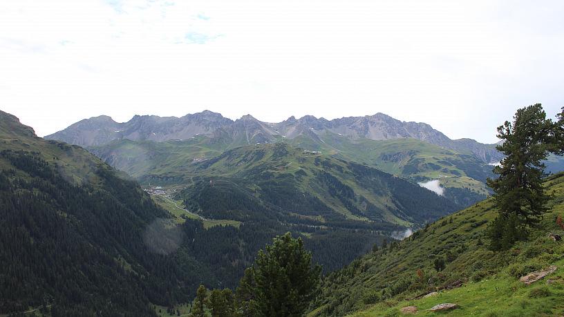 Webcams - St  Anton am Arlberg, St  Christoph, Flirsch - St