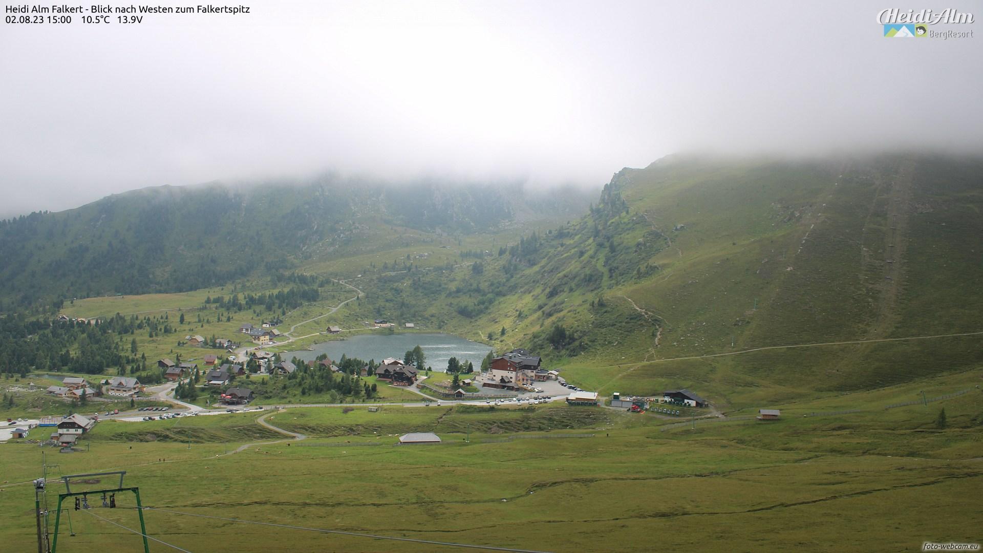 Klettersteig Falkert : Klettersteige falkert und rödresnock über falkensteig km