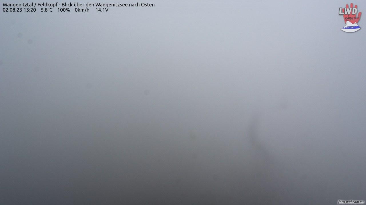 Webcam Wangenitzsee und Hütte | Bild : Webcam.eu