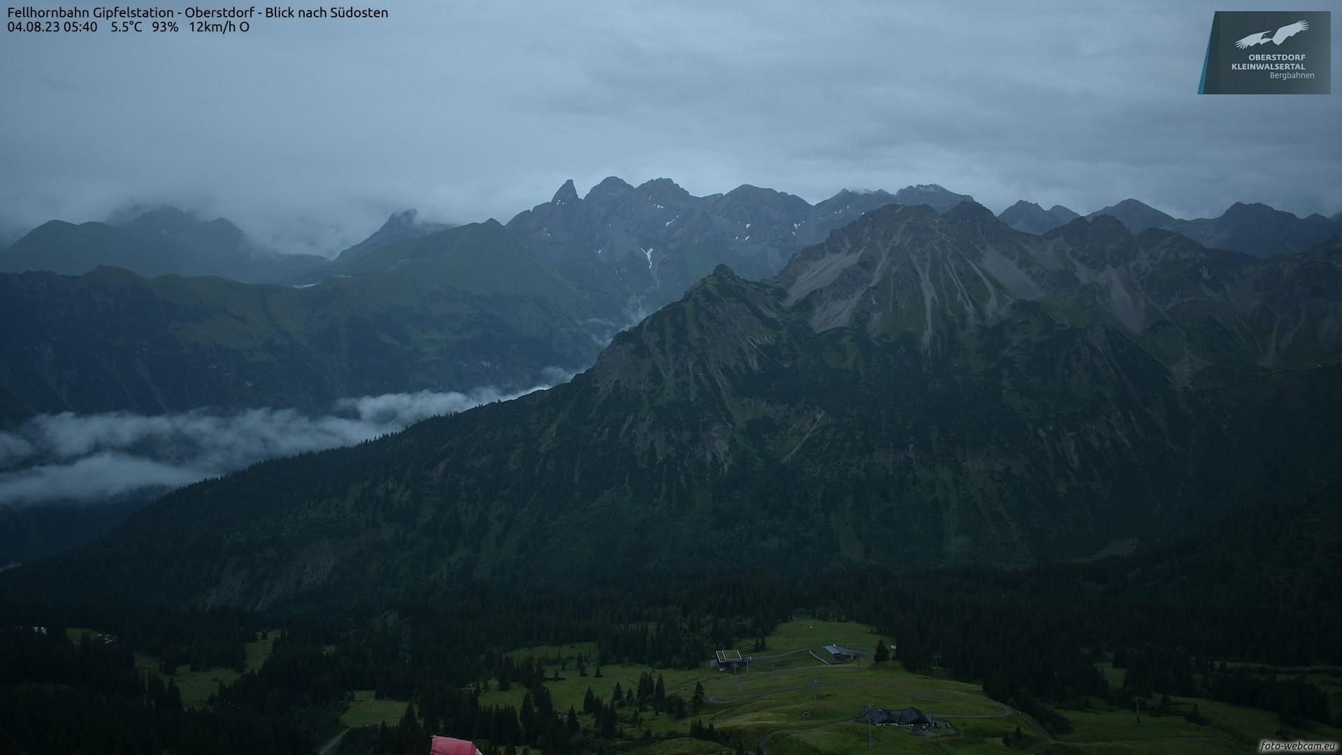 Fellhorn-Gipfel