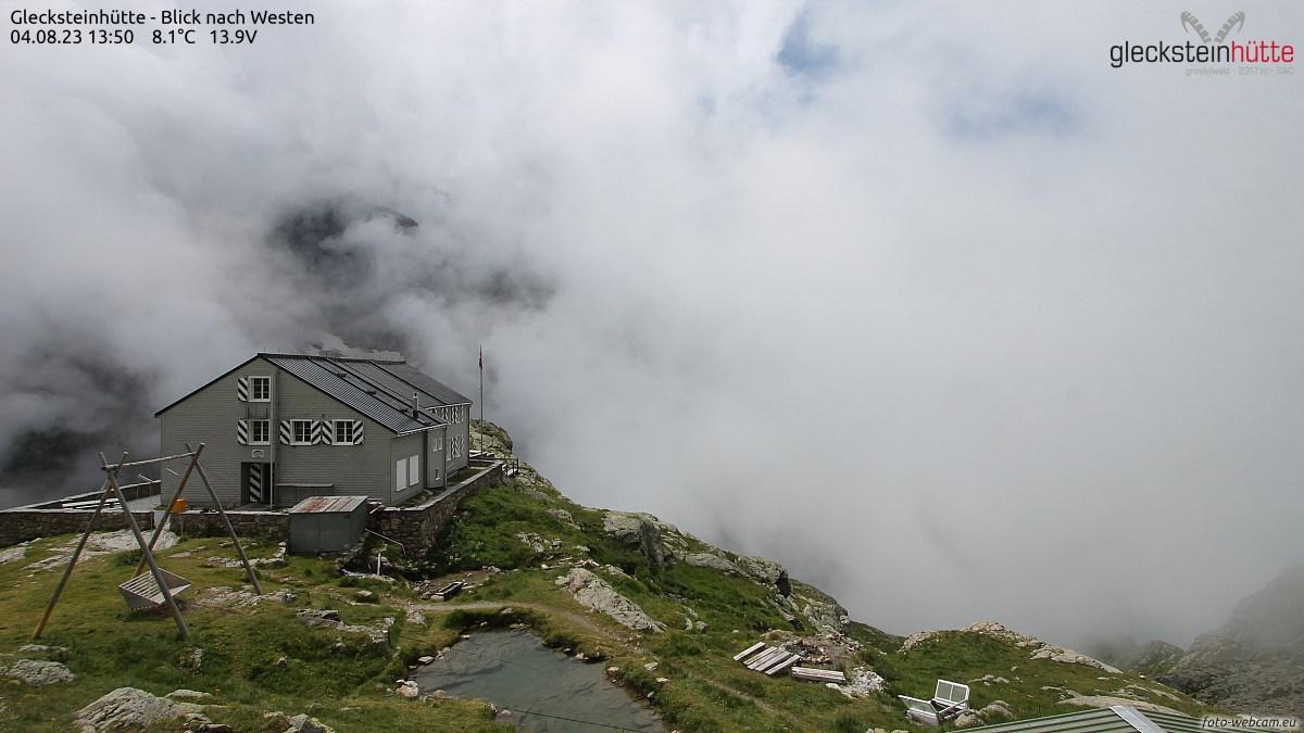 Grindelwald Glecksteinhütte