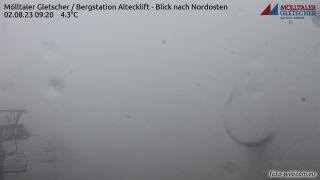 Mölltaler Gl. (AT), Altecklift 2751 m n.m.