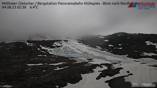 Mölltaler Gl. (AT), Panorama 2797 m n.m.
