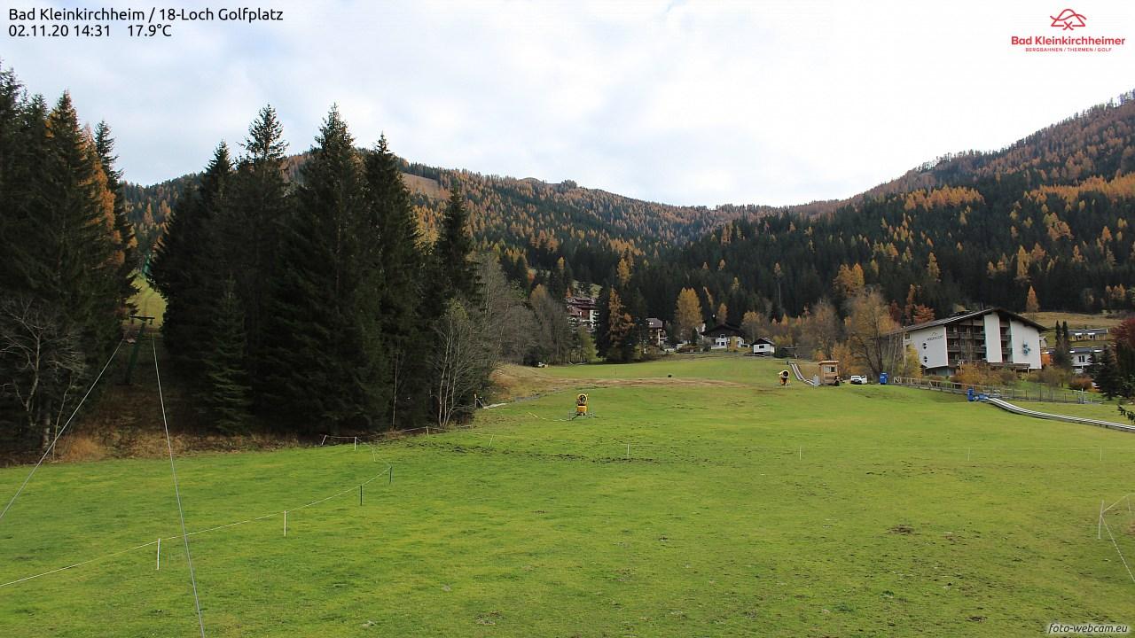 Webcam - Bad Kleinkirchheim
