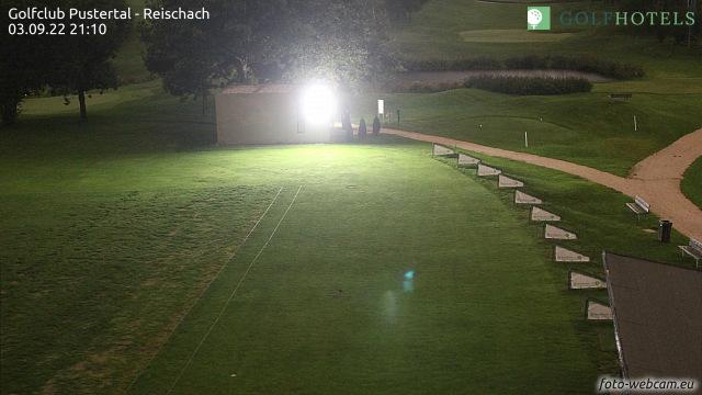 Webcam - Golfclub Pustertal - Reischach