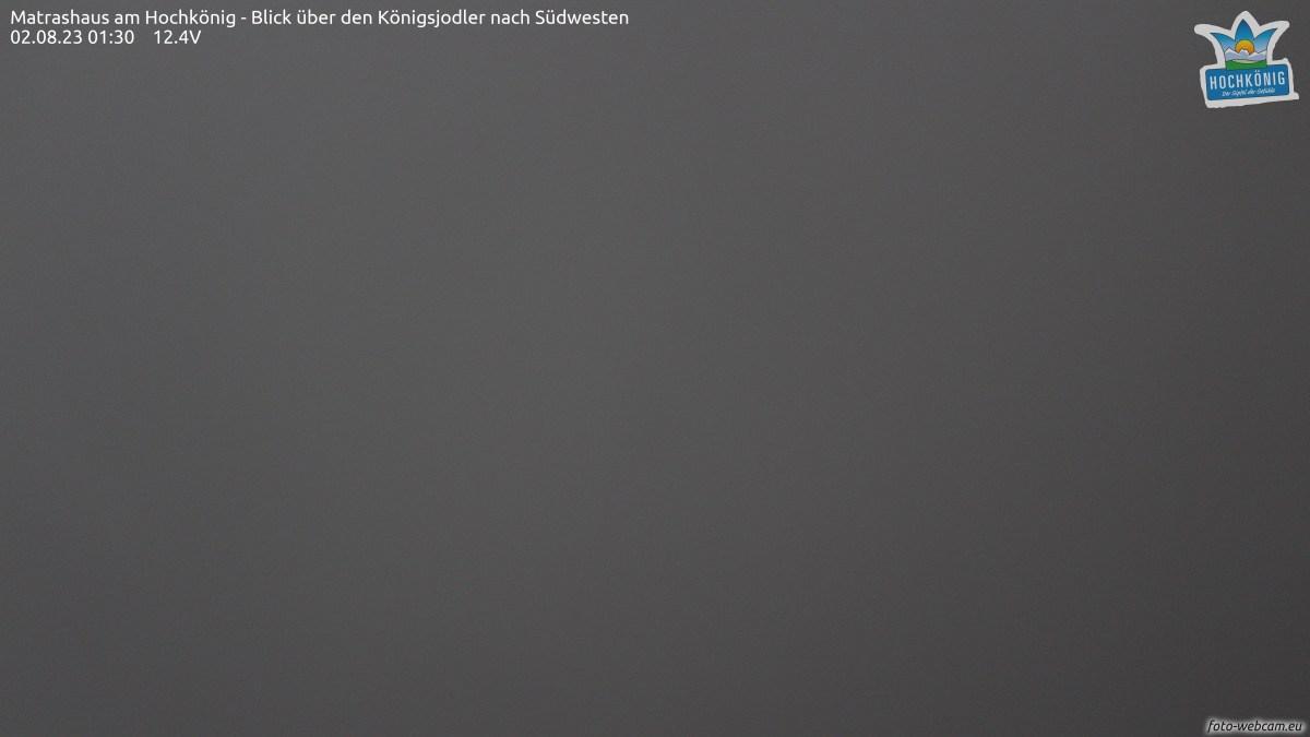 Webcam Hochkönig Matrashaus