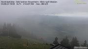 Kleinansicht der Webcam Hochries - Blick nach Westen