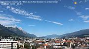 Innsbruck - Webcam UNI Innsbruck
